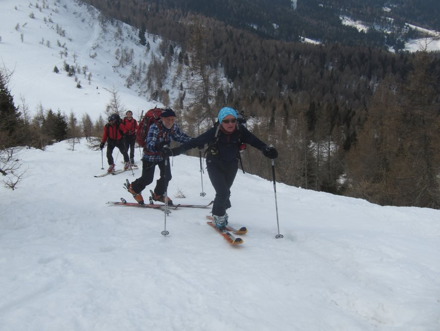 Una Domenica in Bianco Lagorai2015 (10)